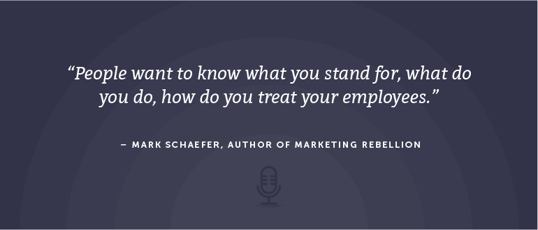 Why The Most Human Company Wins With Mark Schaefer