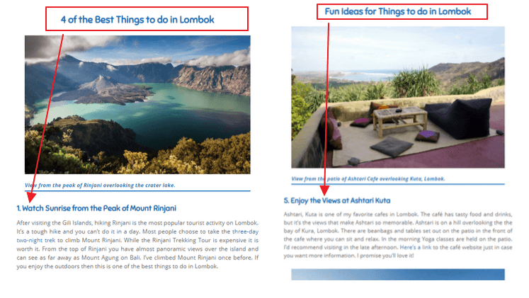 Best things to do in Lombok post screenshot