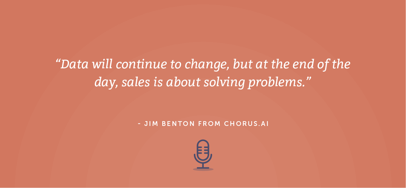 Insights on COVID-19's Impact on Sales and Marketing with Jim Benton 6