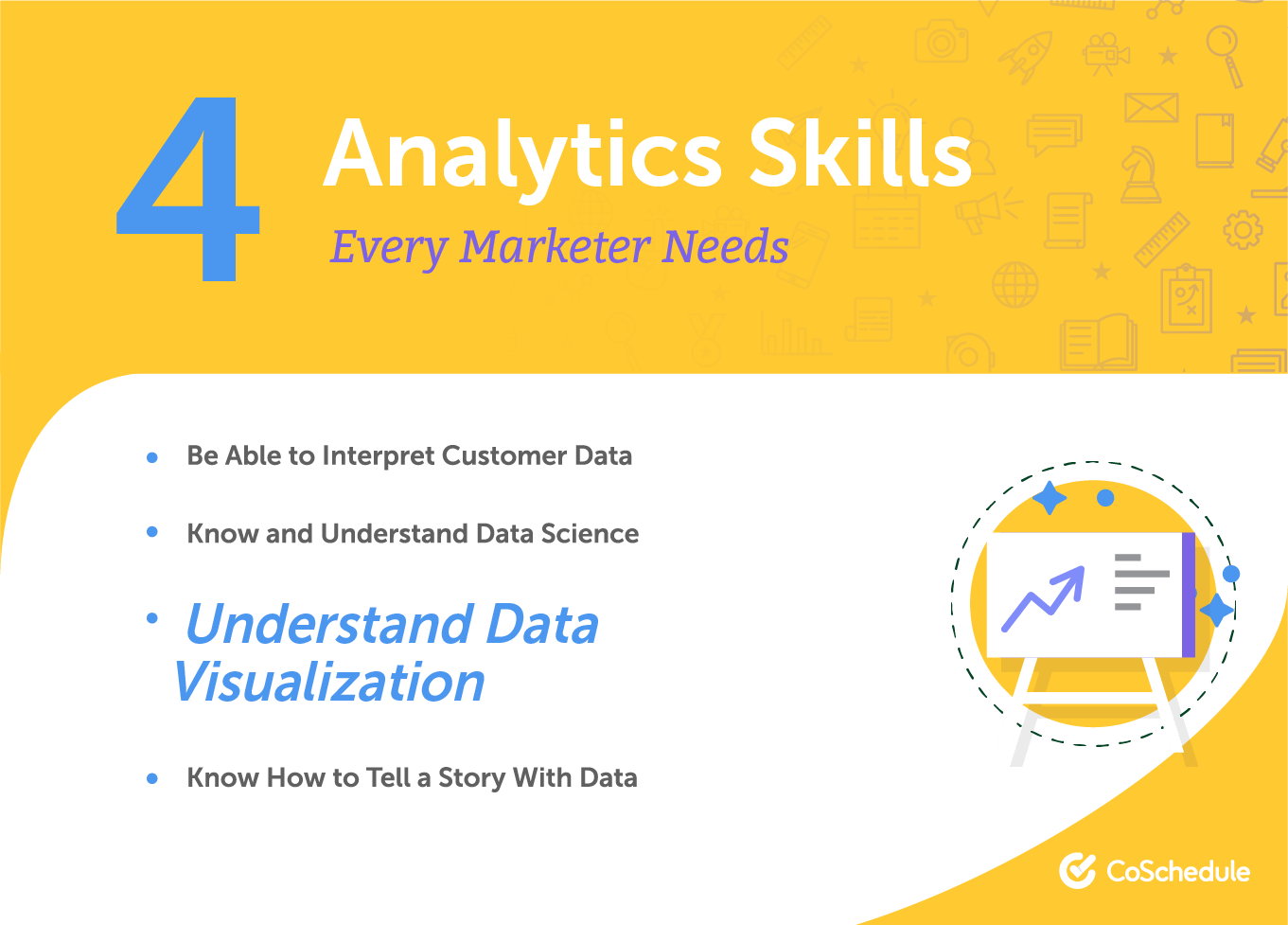 4 analytics skills every marketer needs.