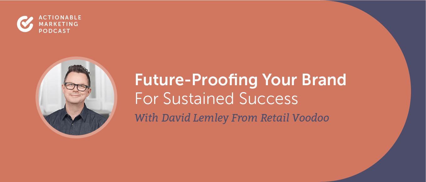 Future-Proofing Your Brand For Sustained Success With David Lemley From Retail Voodoo [AMP 196]