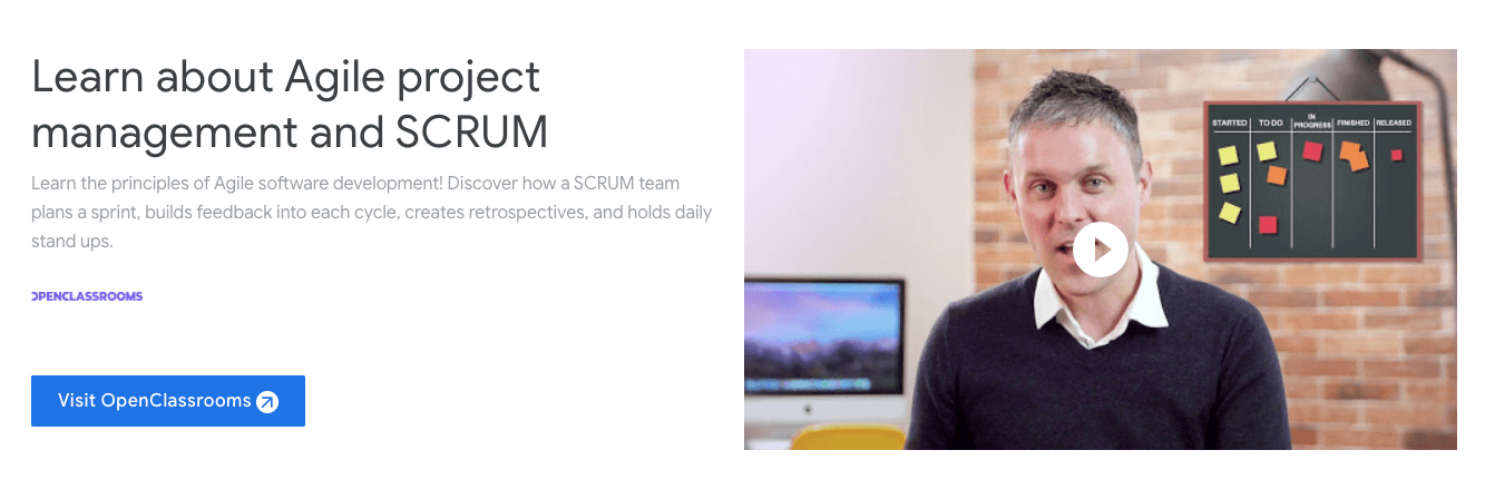 Agile marketing and scrum lessons from Google.