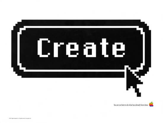 Apple - create