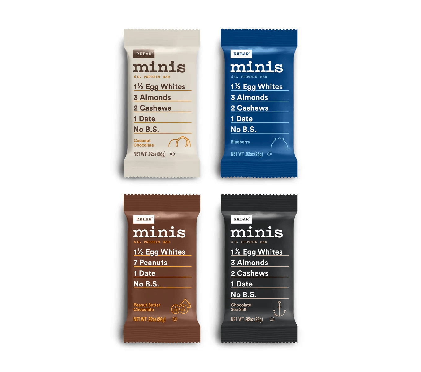 RXBAR - product packaging