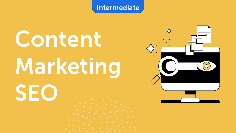 Content Marketing SEO Course Card