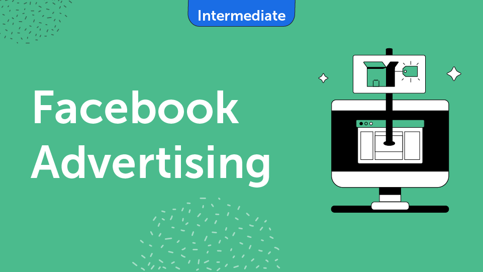 Facebook Advertising Course Card