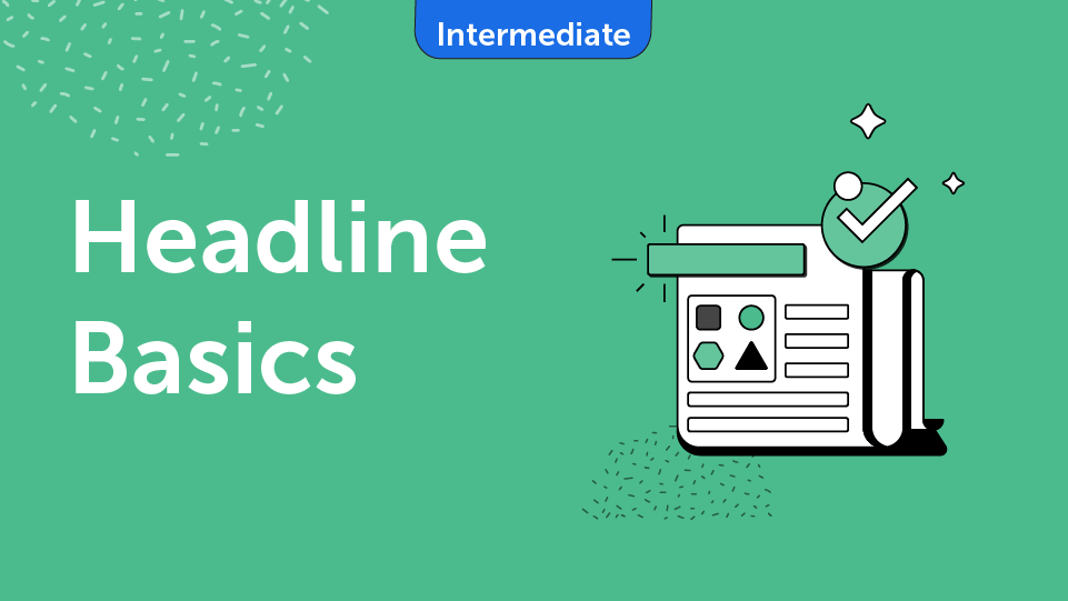 Headline Basics Course Card