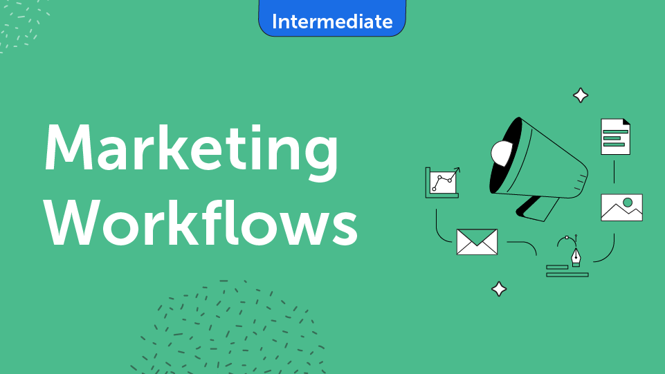 Marketing Workflows Course Card