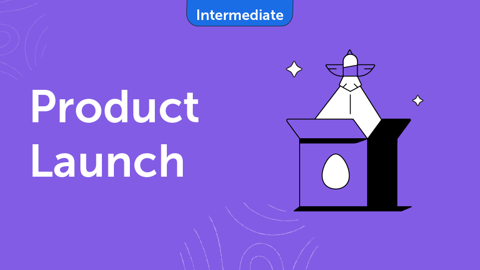 Product Launch Course Card