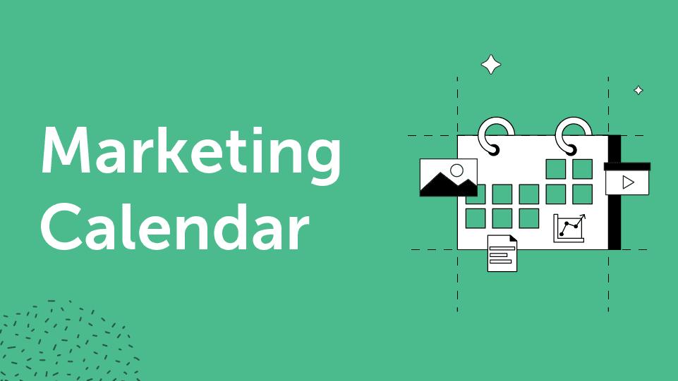 Marketing Calendar  Course Card