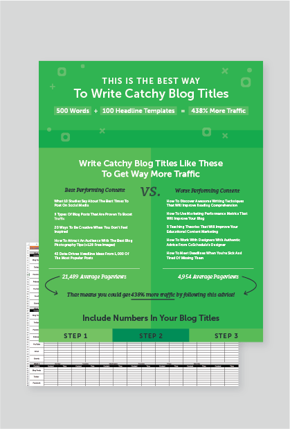 Catchy Blog Titles Bundle