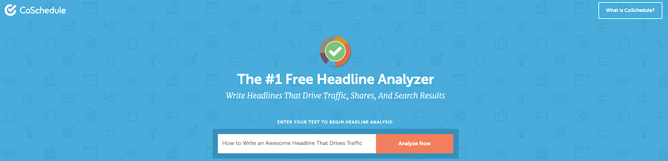Headline Analyzer plug