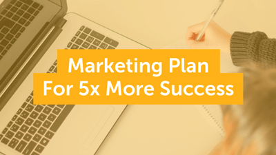 Marketing Plan Course Graphic