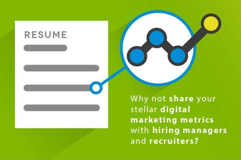 careerprofiles.com's opinion about sharing digital marketing metrics
