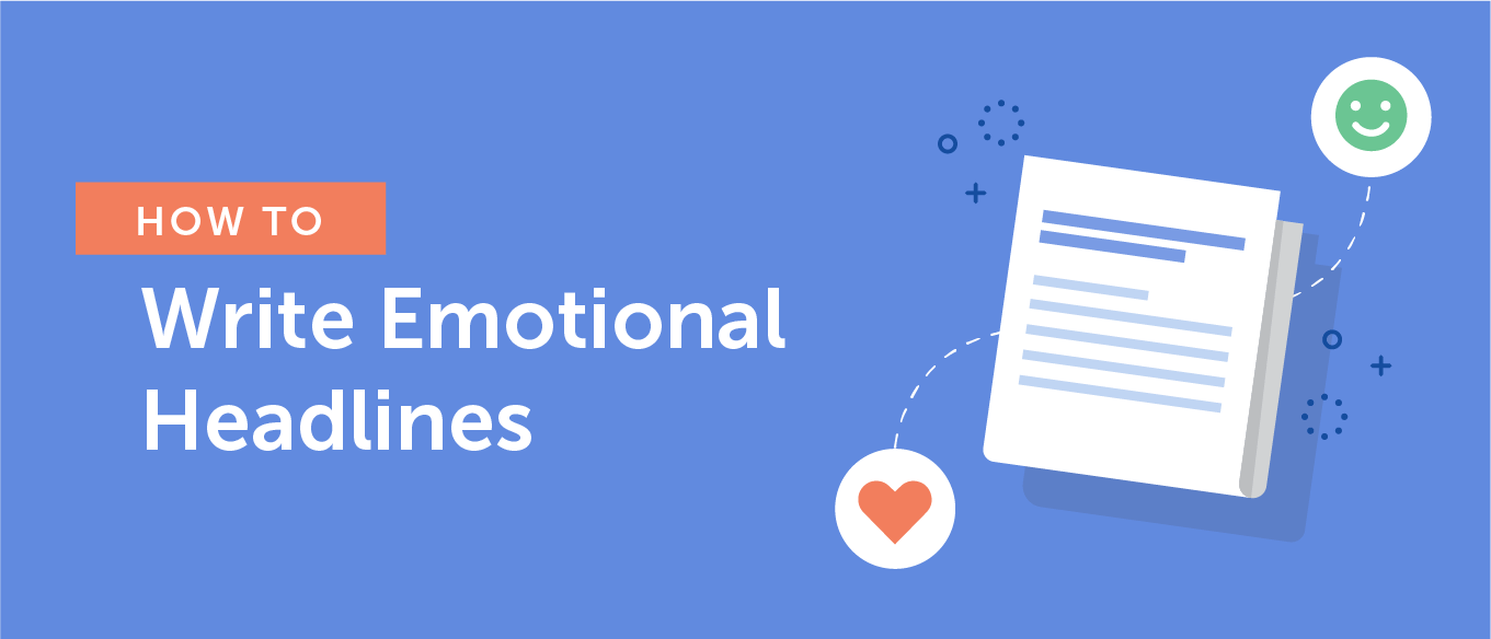 How to write emotional headlines