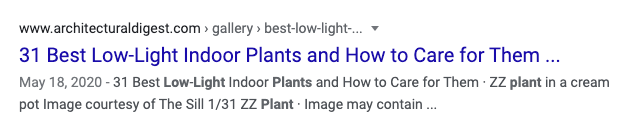 How to make your headline stand out in SERPs