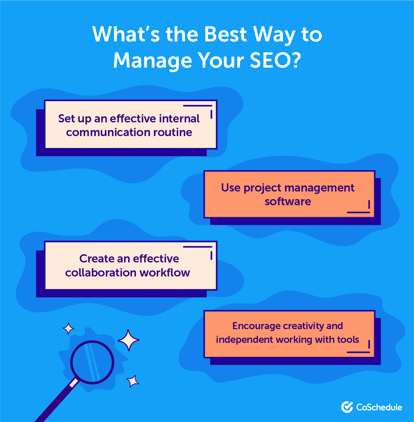 Best way to manage SEO