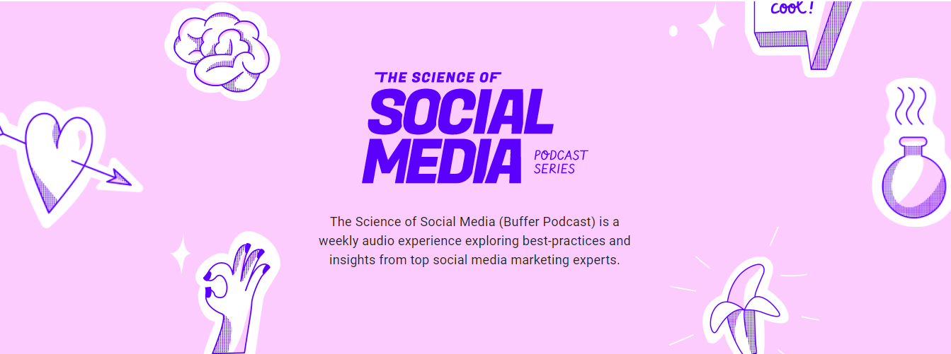 The Science of Social Media podcast series