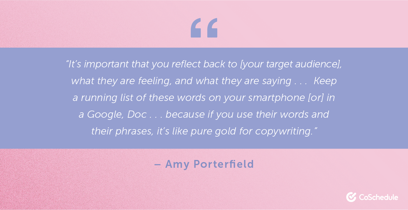 Amy Porterfield quote