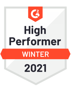 High Performer Winter 2021