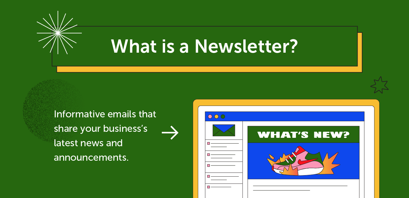 Definition of a newsletter