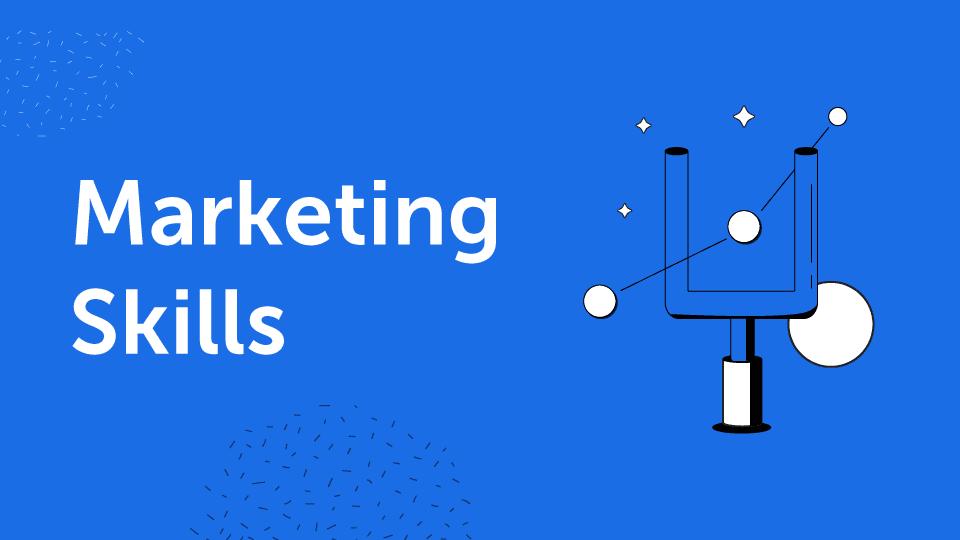 Marketing Skills Course Card