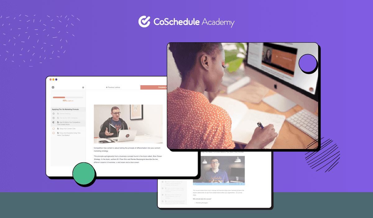 CoSchedule Academy