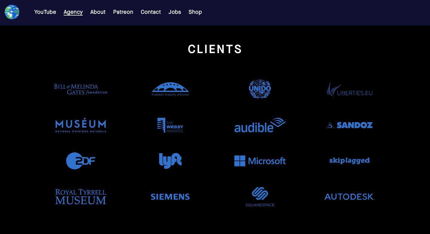 Kurzgesagt clients