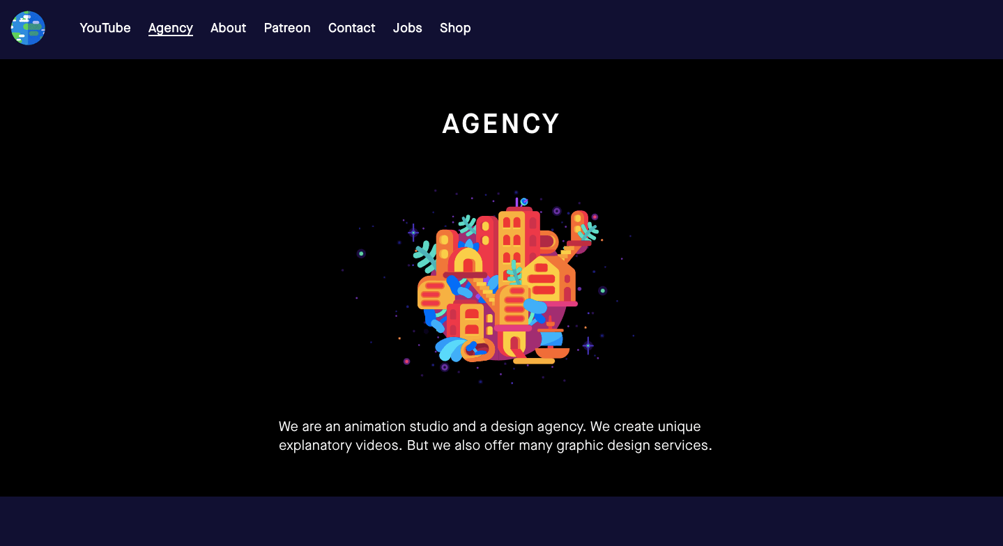 Learning about the Kurzgesagt agency