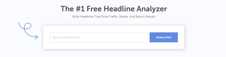 Headline Analyzer Studio