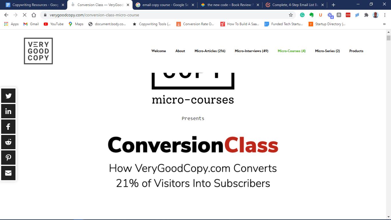 Conversion class