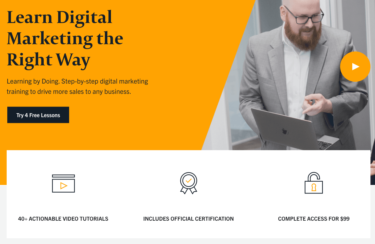 Directive Institute Online Digital Marketing Course