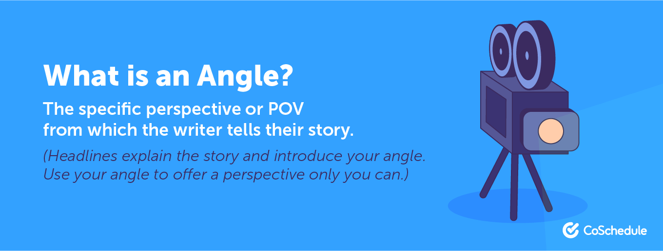 Explanation of angles
