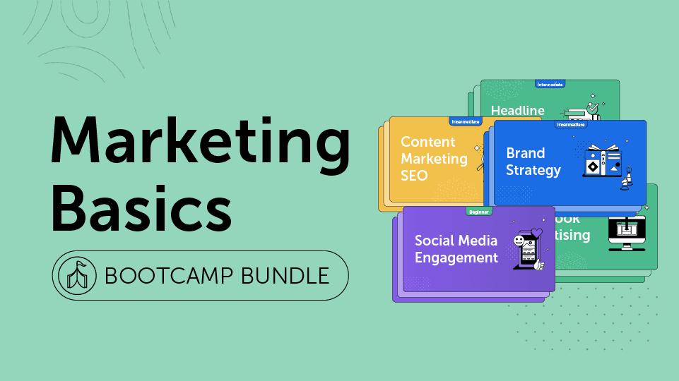 Marketing Basics Bootcamp Course Card