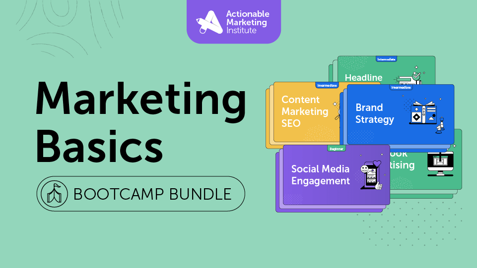 The Actionable Marketing Institute Powered by CoSchedule