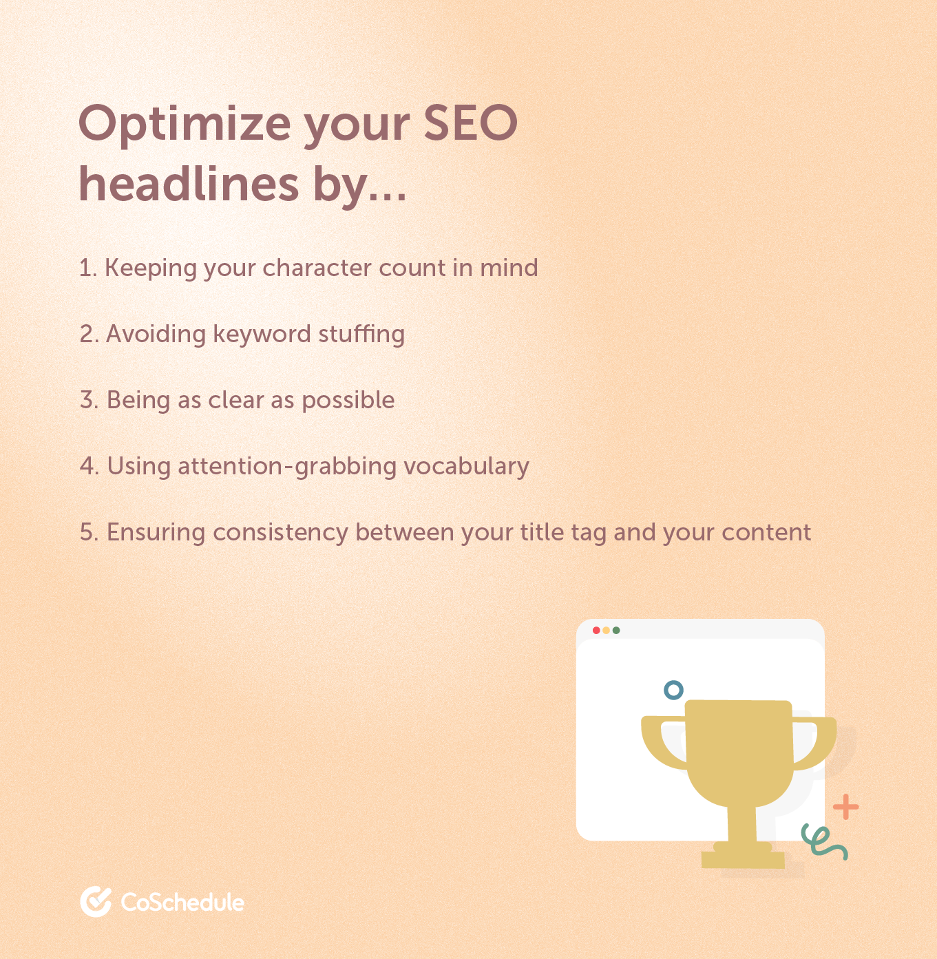 Optimize SEO Headlines