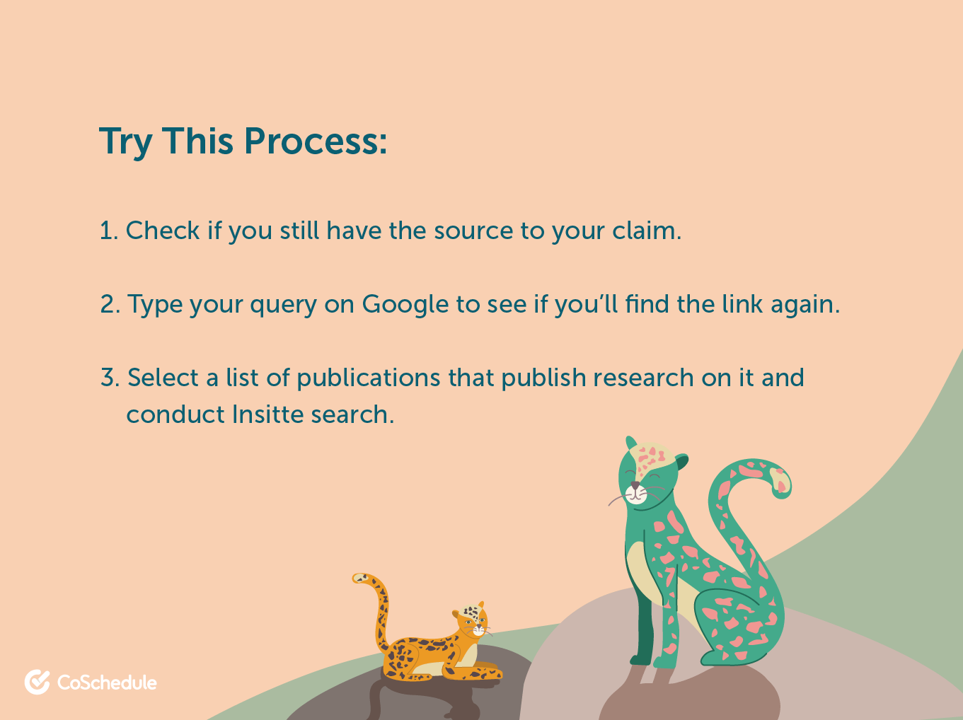 Process for unique content