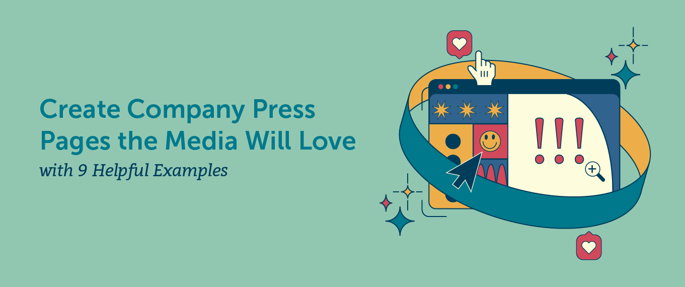Create Company Press Pages the Media Will Love with 9 Helpful Examples