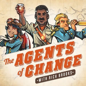 The agents of change podcast