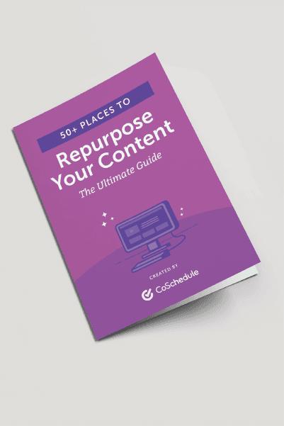 Repurpose Content Bundle