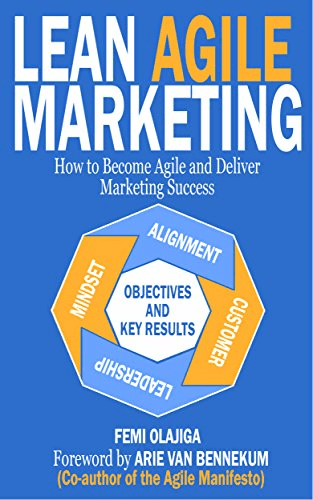 Lean Agile Marketing Book Cover