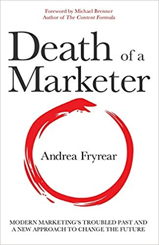 Death of a Marketing Book Cover