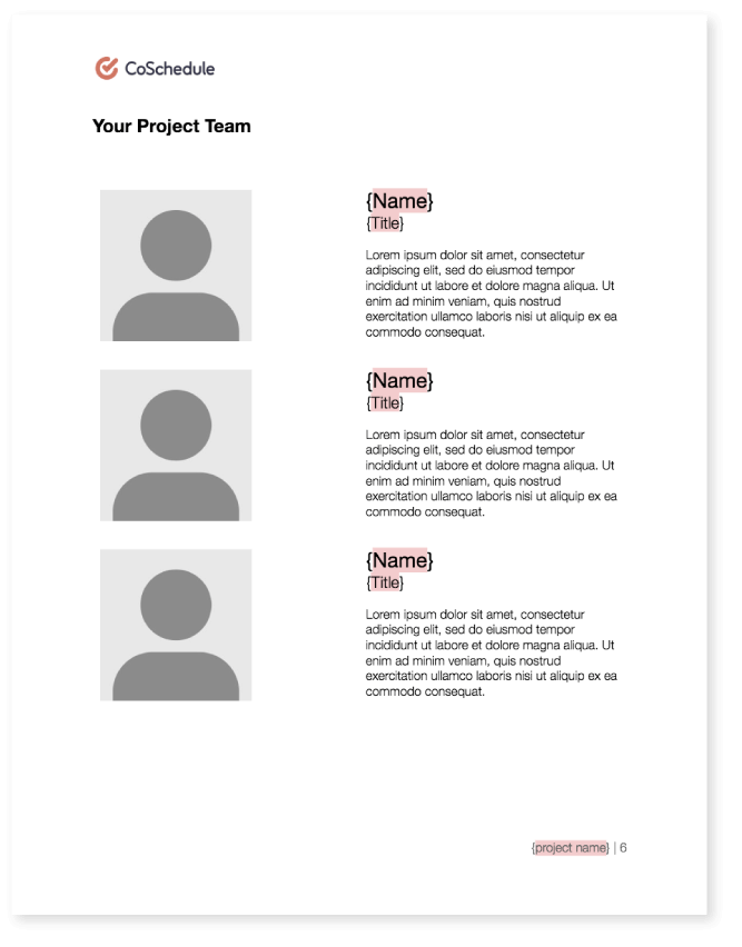 The Best Free Marketing Proposal Template That Will Get A Yes