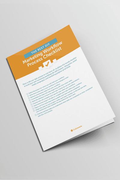 Marketing Workflow Process Checklist