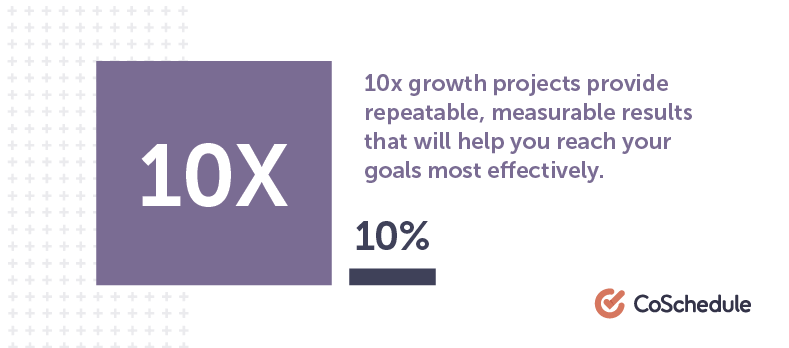 10x Projects