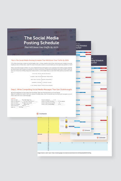 Social Media Posting Bundle