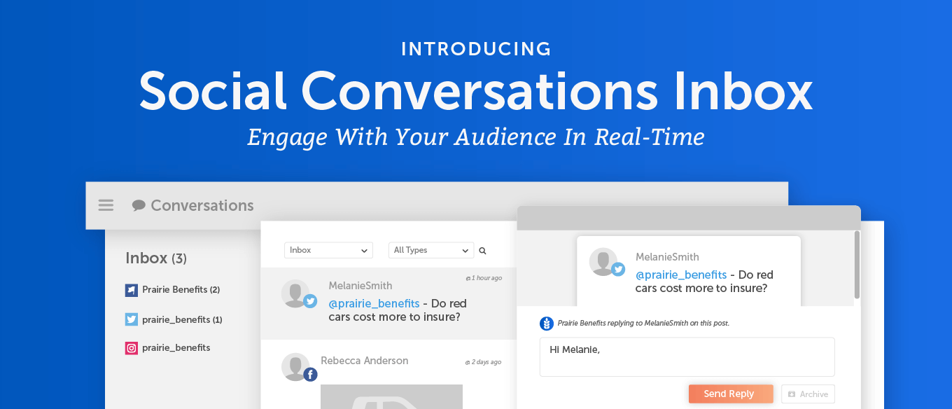 Social Conversations Inbox: Engage With Your Audience In Real-Time