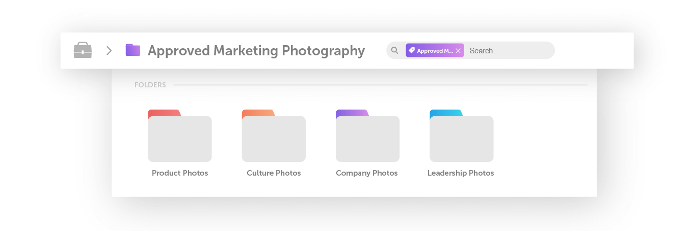 Approved images folder graphic