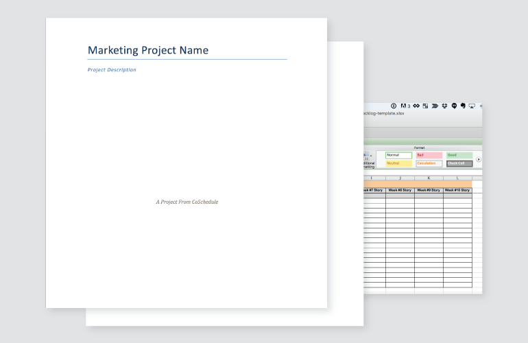 Get Your Free Marketing Project Management Process Bundle!