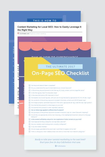 SEO Content Strategy Bundle